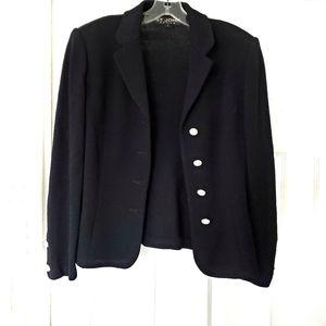 ST. John Basic size 4 Blazer Coat